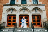 Shelby & Laura {Kansas City + LGBT Wedding Photography + Unity Temple}
