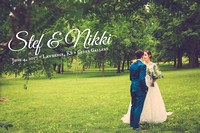 Nikki & Stef {LGBT Wedding Photos Lawrence KS Cider Gallery}