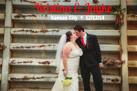 Kristina & Jayke {Kansas City Wedding Photography + The VOX Theatre}