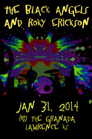 The Black Angels and Roky Erickson