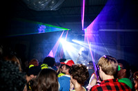 HYDROWEEN, A HALLOWEEN WAREHOUSE RAVE {TEAM BEAR CLUB}