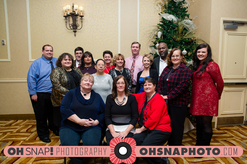 Oh Snap! Photography | YRC Freight Holiday Party 2017 Photobooth
