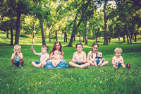 Grow Extended Family Portraits Lawrence KS 2017