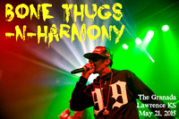 Bone Thugs-N-Harmony Party Pics