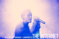 The Internet Concert Photos @ The Granada Theater in Lawrence, KS