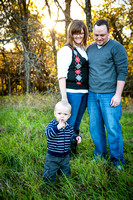 Lytle Family Fall 2014 Portraits {Lawrence KS Family Portrait Photographer}